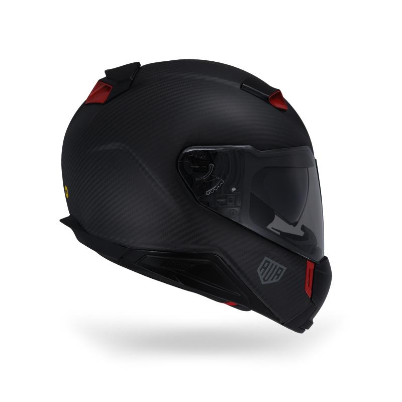 X-Helmet 3K碳纤维哑面